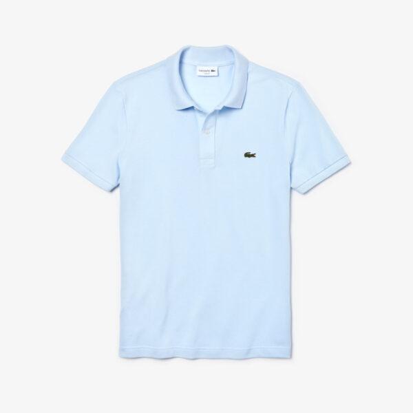 Lacoste Polo Slim Fit Lichtblauw