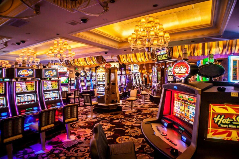 luxueuze casino's