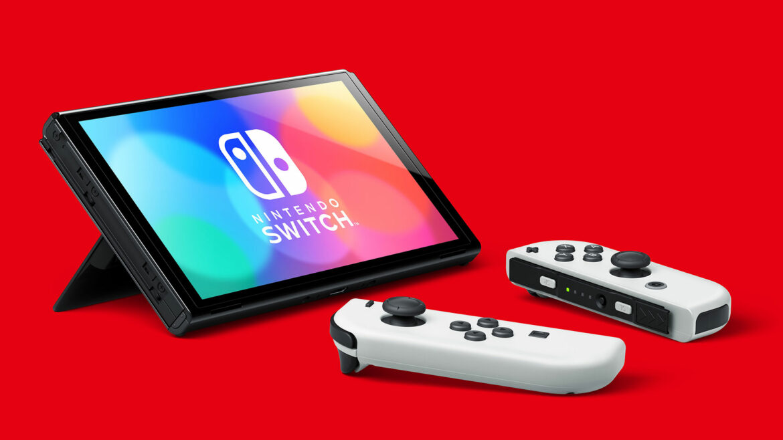 Nieuwe Nintendo Switch met OLED-scherm