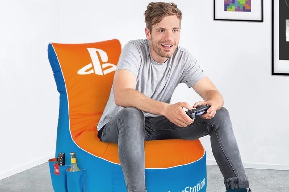 Lidl scoort met geniale PlayStation-zitzak