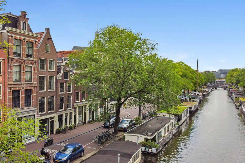 Te koop: Compleet grachtenpand aan de Prinsengracht in Amsterdam