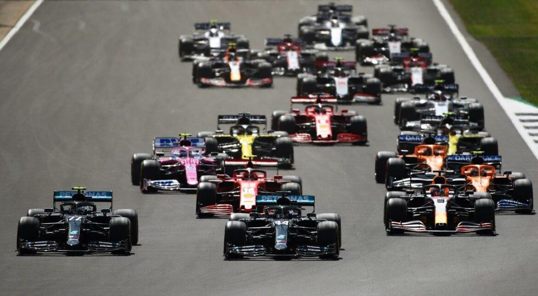 Formule 1 Sprintrace: Dit gaat er gebeuren op Silverstone