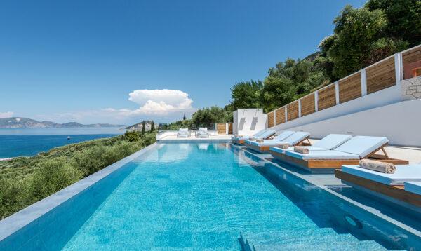 Luxe Griekse vakantiebestemmingen: Amiddalia, Zakynthos