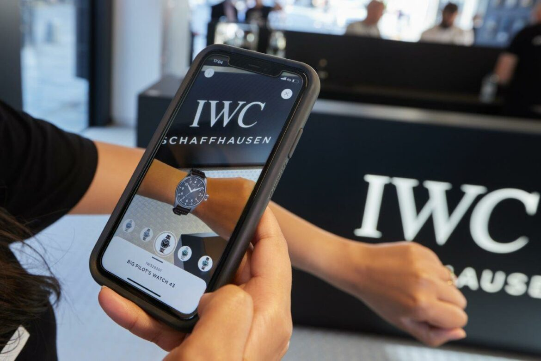 IWC Big Pilot Roadshow Exhibition
