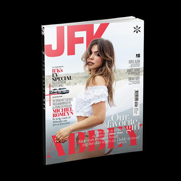 JFK Magazine 90 september-oktober 2021