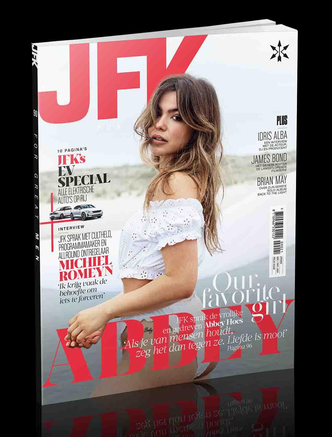 JFK Magazine 90 september-oktober 2021JFK Magazine 90 september-oktober 2021