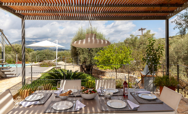 Luxe Griekse vakantiebestemmingen: Lina, Meganisi