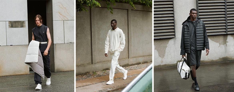 Copenhagen Fashion Week 2021: RAINS SS22