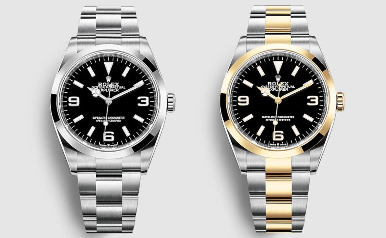 Rolex-horloges uit 2021 zijn al meer waard dan verkoopprijs