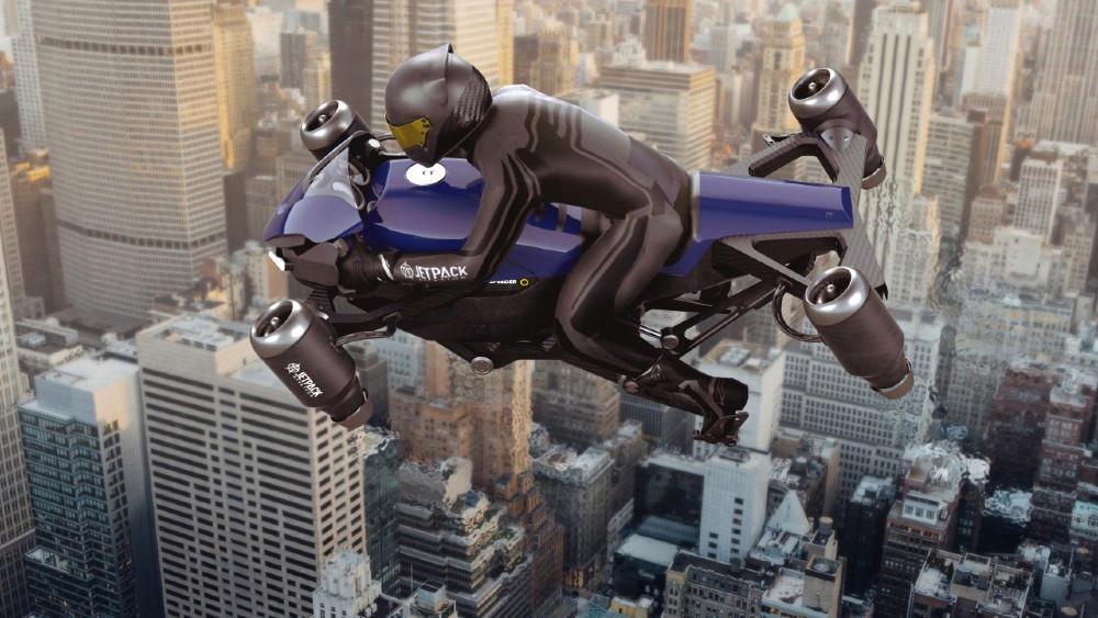 Eerste vliegende motor al vanaf 2023 verkrijgbaar