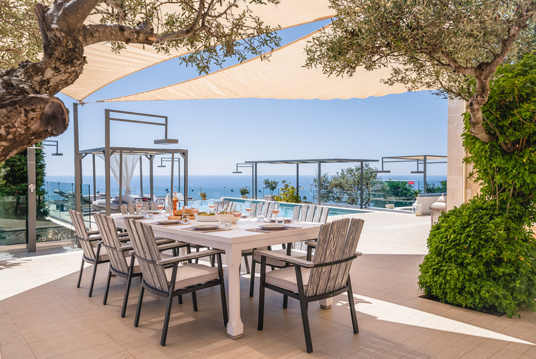 Luxe Griekse vakantiebestemmingen: Villa-Roxa, Zakyntho