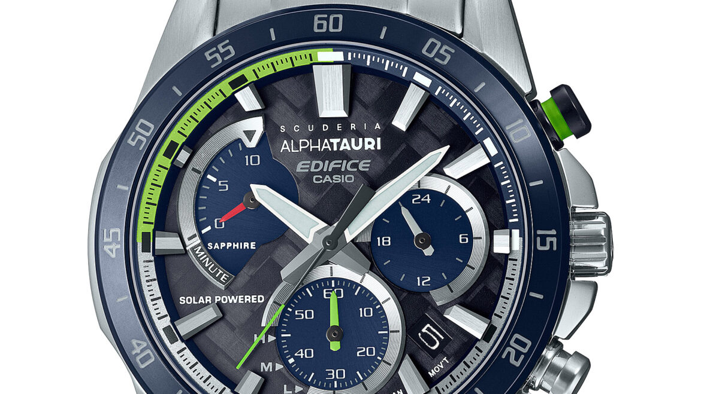 Casio Edifice AlphaTauri 2021