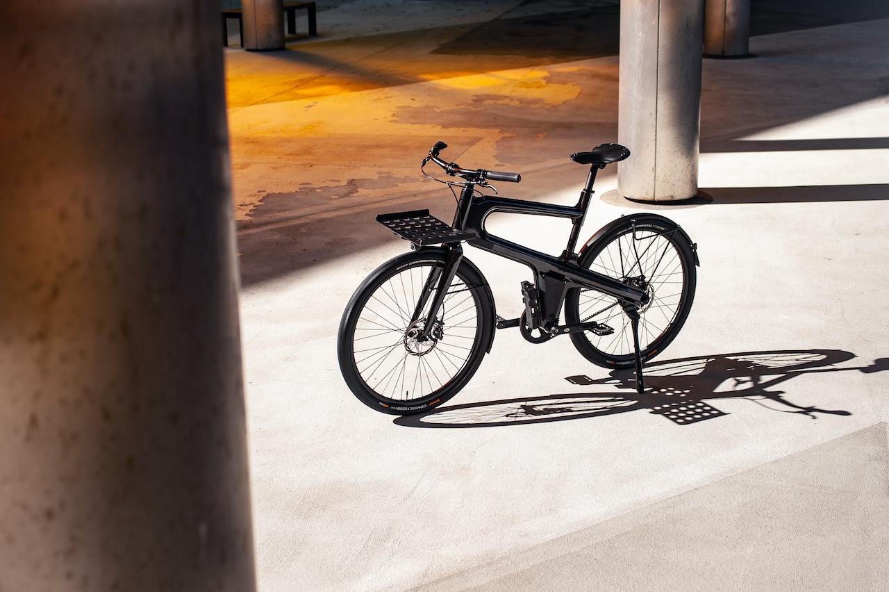 Elektrische fiets Mokumono-1