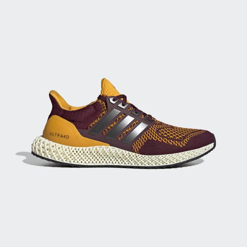 Heren sneakers adidas Ultra4D 'Arizone State'