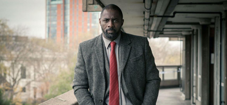 Idris Elba in Luther Netflix