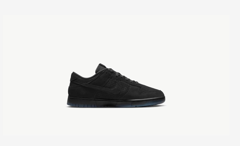 Nieuwe sneakers heren Nike Dunk Low Black