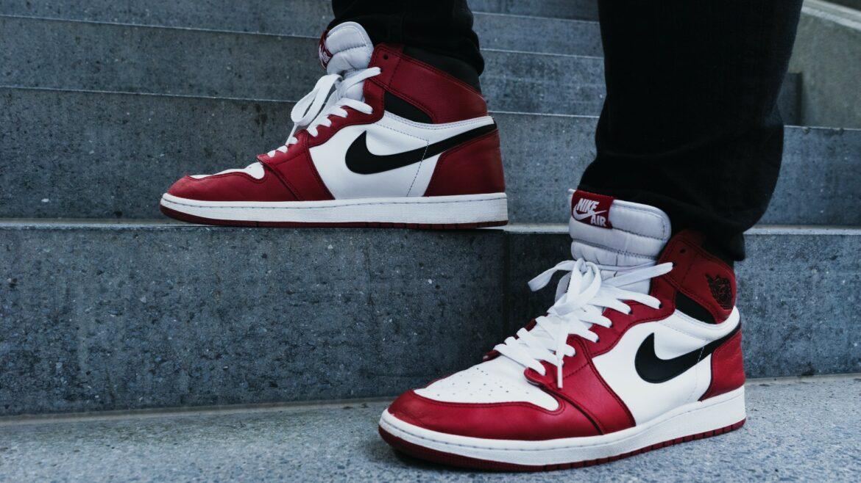Tijdloze sneakers