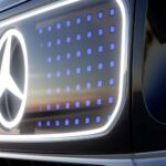 Mercedes EQG concept G-klasse neus