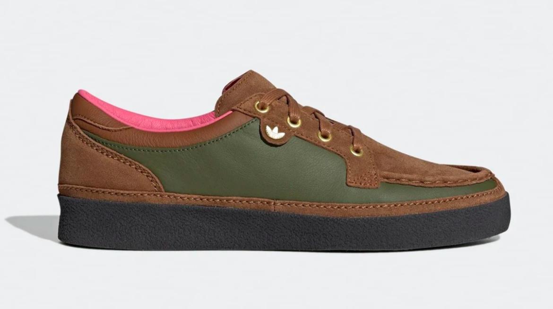 simpsons-adidas-mccarten-ned-flanders-heren sneakers