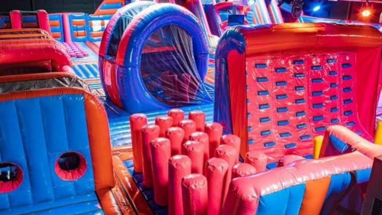 speeltuin voor volwassenen