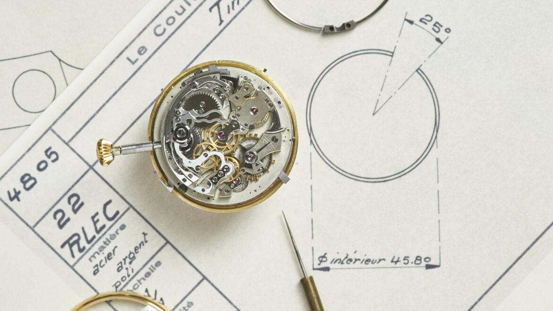 Geschiedenis van Jaeger-LeCoultre: mechaniek